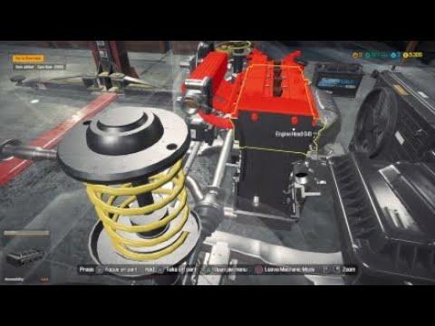 PS4 Car Mechanic Simulator Episode 3
