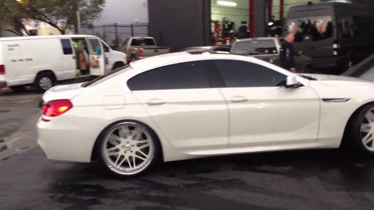 2013 Bmw Gran Coupe On 22s Forgiato Maglia Youtube