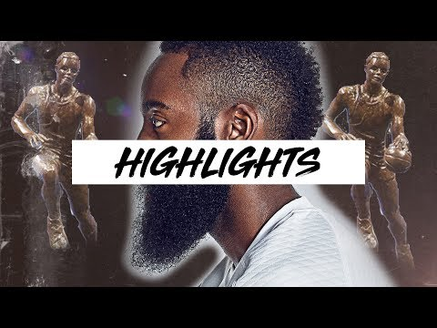 Best James Harden Highlights MVP 17-18 Season Part 2 | Clip Session