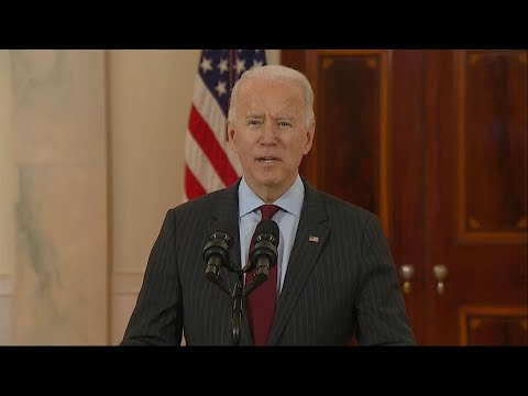 Biden: People We Lost From Covid-19 Were 'Extraordinary'