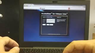 에리콤- N스크린 HTML5액세스나우 with Vmware view YouTube.flv