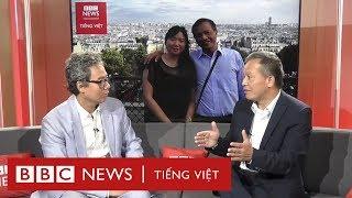 Phỏng vấn đặc biệt với LS nhân quyền Nguyễn Văn Đài - BBC News Tiếng Việt