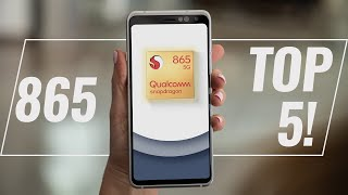 Qualcomm Snapdragon 865 - TOP 5 things to know!