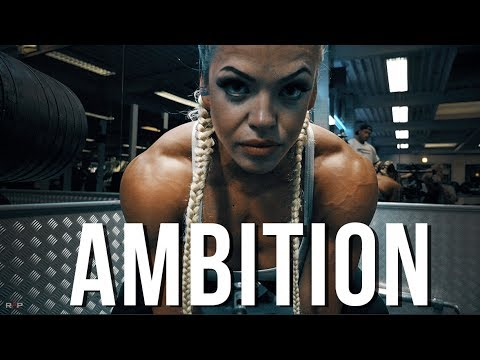 AMBITION  WOMENS PHYSIQUE  DONNA MURPHY