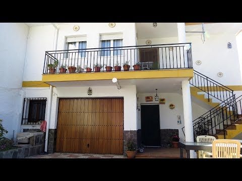 Orgiva. Ref0119. Townhouse divided into two apartments, garage and garden, space for swimming pool