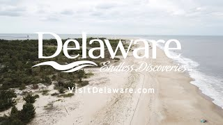 Delaware's State Parks: Relax at Cape Henlopen State Park