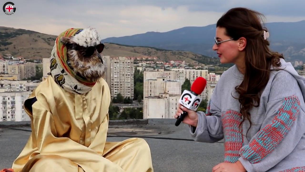 ბუ  ინტერვიუ bu  interviu