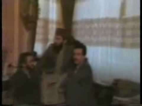 Gulbuddin Hekmatyar With Prime Minister of Turkey
