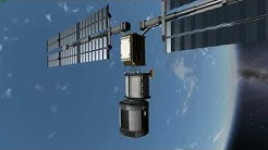 KSP Stock Solar Array Wing