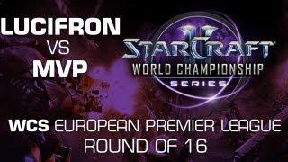 LucifroN vs. MVP - Group C Ro16 - WCS European Premier League …