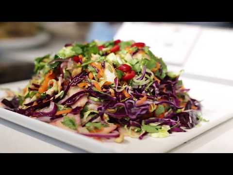 How To Make Leftover Turkey Slaw - BBC Good Food