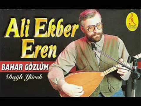 Ali Ekber Eren  Bahar Gözlüm (Turnalar)