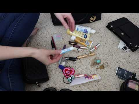 Clean Out My Purse With Me