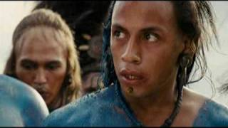 The Sacrifice scene from Apocalypto