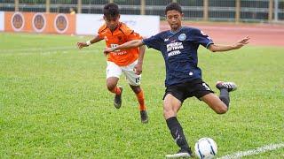 Thailand Youth League Highlight : พัทยา ยูไนเต็ด 1-3 ราชบุรี มิตรผล เอฟซี