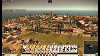 Знакомимся с Total War: Rome II