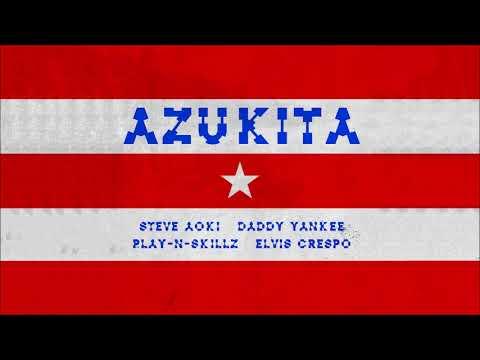 Steve Aoki, Daddy Yankee, Play-N-Skillz & Elvis Crespo - Azukita (DjMM Remix)