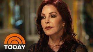 Priscilla Presley Shares Memories Of Elvis At Graceland With TODAY | TODAY
