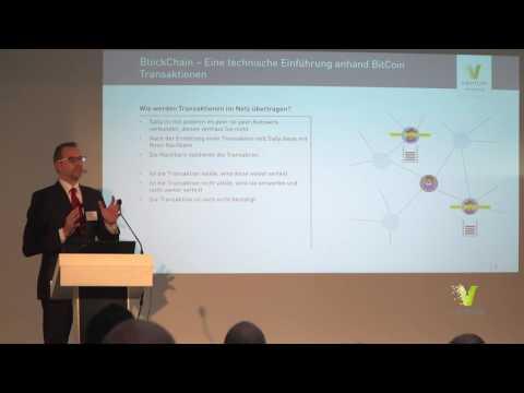 Blockchain Revolution@Ventum #2 Keynote Ansgar Haase – Blockchain technisch erklärt