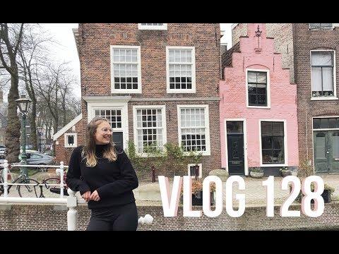 Vlog 128 Naar Leiden en planten kopen! | Aimée van der Pijl