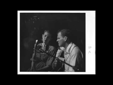 Jean Ritchie and Doc Watson: Storms are on the Ocean (1963)
