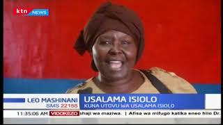 Wenyeji wa Isiolo walalamikia ukosefu wa usalama | Leo Mashinani