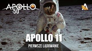 Apollo 11 -  Najtrudniejsza wyprawa ludzkości