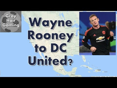 Wayne Rooney Transfer From Everton to DC United - Profits Over Long-Term Product - MLS