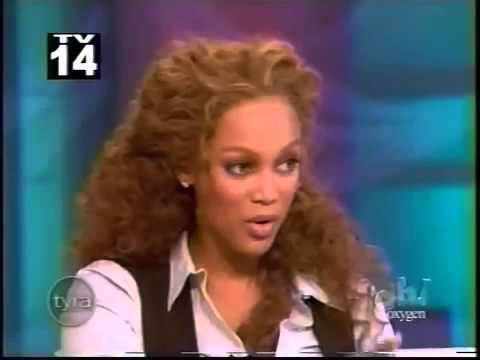 Tyra Banks Cries For Her Mom While Eating Spicy Wings | Hot Ones from YouTube · Duration:  27 minutes 16 seconds