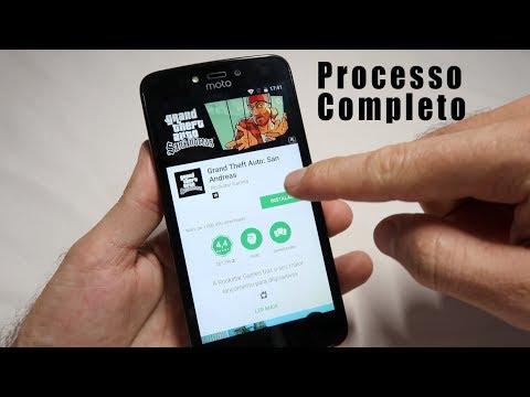 Motorola Moto C Plus - Transformar CARTÃO SD em MEMÓRIA INTERNA