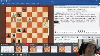 Шахматы-Почему FM Saydaliev Saidakbar выкинуло из Titled Tuesday, когда он шёл 5 из 5