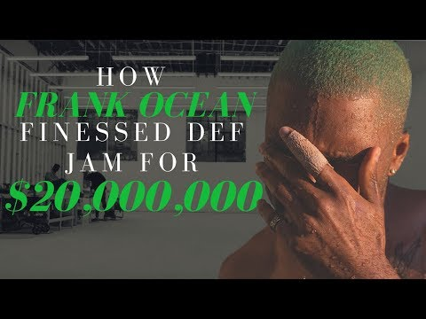 Bootleg Kev & DJ Hed - This is How Frank Ocean Finessed $20 Million Out of Def Jam