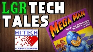 LGR Tech Tales - Hi-Tech Expressions: From Christmas to Capcom