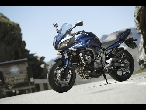 2009 Yamaha FZ6 Ride and Review - YouTube