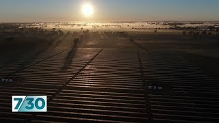 Renewable energy projects helping to revitalise rural towns | 7.30