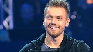 "The Voice of Poland III - Rafał Sekulak i Michał Grobelny - ""Sorry Seems to Be the Hardest Word"""