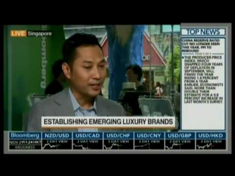 Bloomberg TV Interview - MASHIZAN