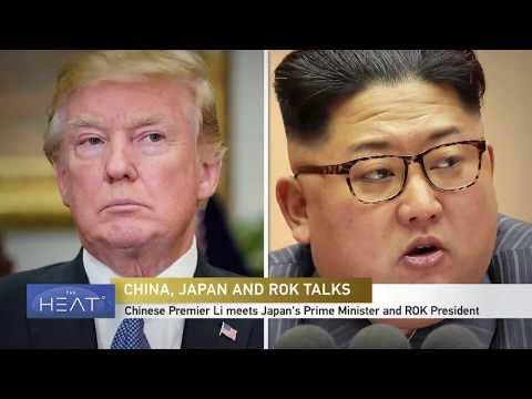 The Heat: China, Japan, Republic of Korea meeting, part 2