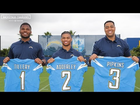 Backstage: Chargers   Offseason: Chapter Three