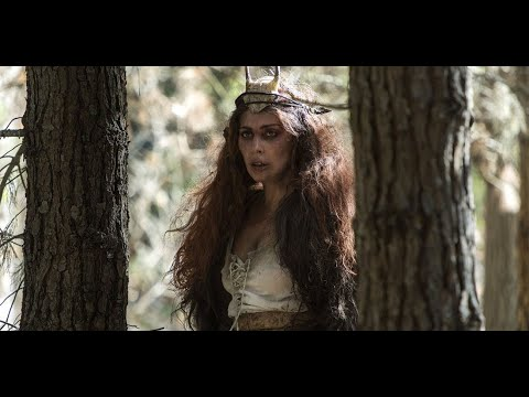 American Horror Story: Roanoke - Scathach Scenes