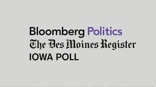 Iowa Poll: It's a Close Race