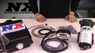 NItrous Express Stage 3 Gas EFI Water/Methanol System, part # 15027