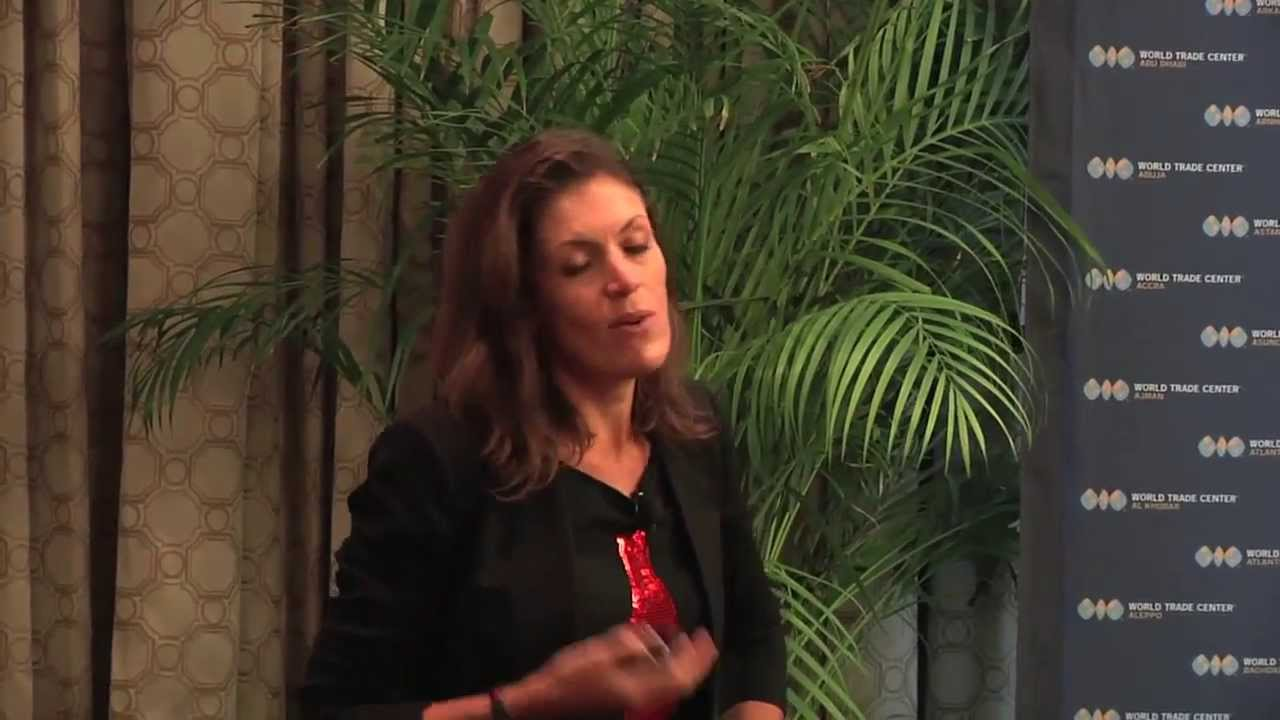 Key Note Speaker Wendy Clark - Coca Cola - YouTube
