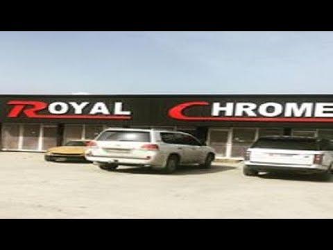 royal chrome – Chrome spray paint