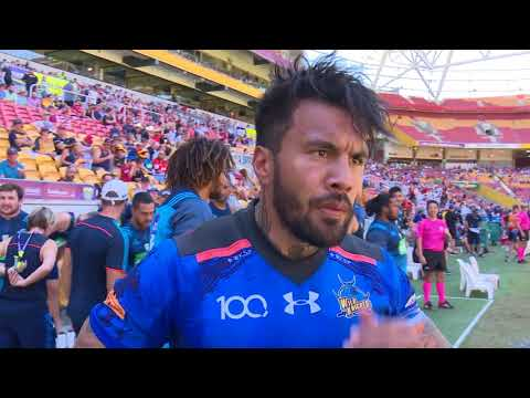 Digby Ioane interview #Brisbane10s