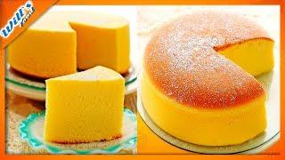 Receita Incrível de Cheesecake Bolo Japonês