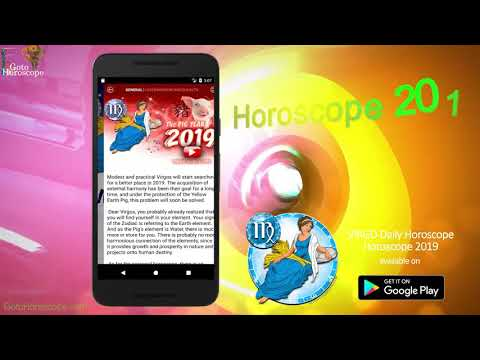 Virgo Horoscope - Virgo Daily Horoscope 2019, Aplikacije na Google