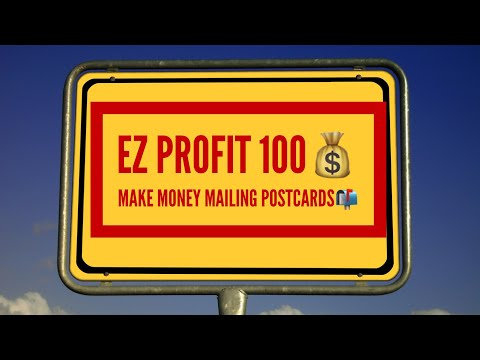EZ Profit 100 2018 Best Easy Direct Mail Business-Affiliate Marketing-The Conversion Pros