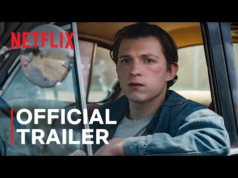 The Devil All The Time starring Tom Holland & Robert Pattinson   Official Trailer   Netflix