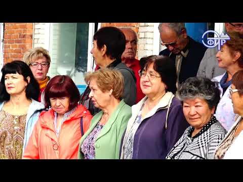 #Таштагол#новости#эфирт  В Таштаголе прошла традиционная экскурсия ветеранов